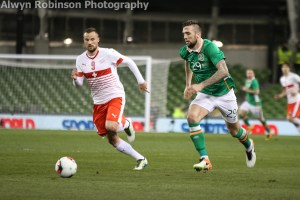 Cork to host Ireland friendly with Belarus in May