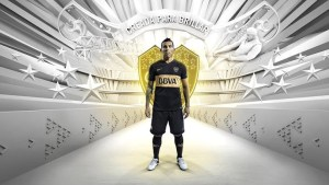 Pics: The slick new Boca Juniors third shirt by Nike