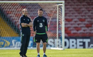 Calf injury puts Robbie Keane's EURO 2016 hopes in doubt
