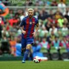Gallery: Barcelona and Celtic entertain at the Aviva Stadium