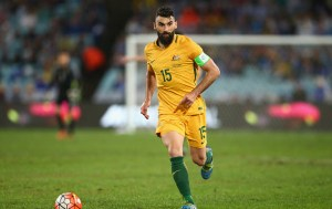 Aston Villa sign Australian skipper Mile Jedinak from Crystal Palace