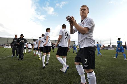 Lucescu's Zenit unsurprisingly Dundalk's biggest test