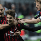 Despite Genoa set-back rumblings of a revival at AC Milan will continue