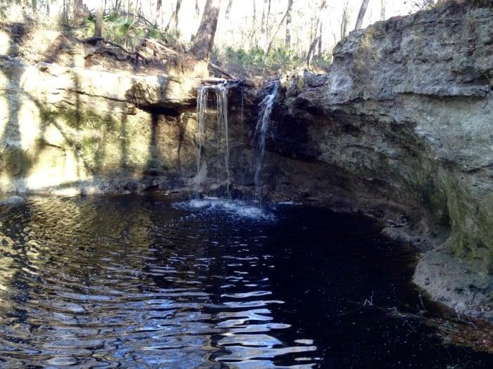 Visit 3 Natural Waterfalls In Florida