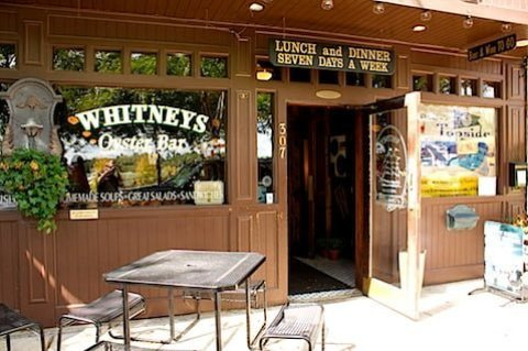 Whitney's Oyster Bar