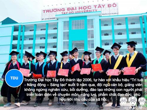 Tổng hợp các trường đại học tại Cần Thơ