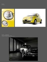 Fiat 500 & Mercedes-Benz Pagoda