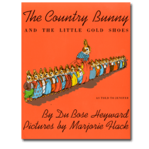 "Did you know that DuBose Heyward wrote the story behind ""Porgy and Bess"" 14 years before he wrote ""The Country Bunny?"""