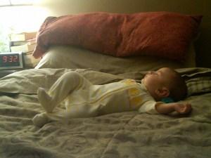 carlos asleep