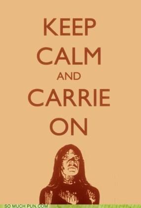 calm carrie