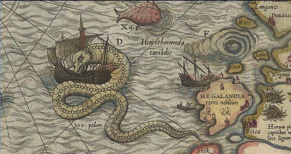 Abraham Ortelius, Tehatrum Orbis Terrarum, 1570