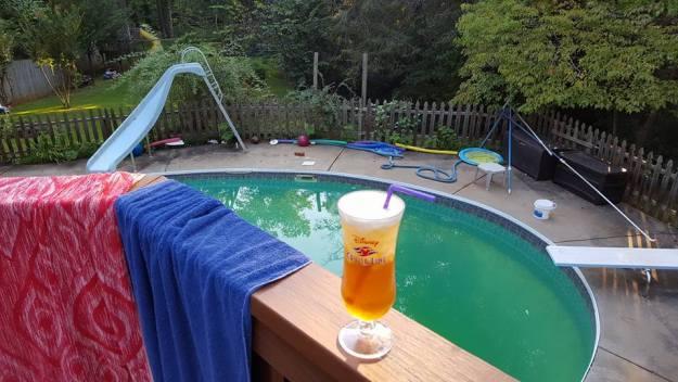 Real life pool
