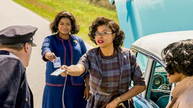 "From ""Hidden Figures"""