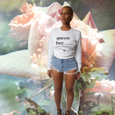 Beyoncé rocks a Queen Bee dictonary sweater! (May 22 2015) | Baddiebey Fashion