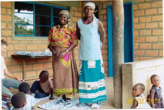 Zimbabwe Milk Mats