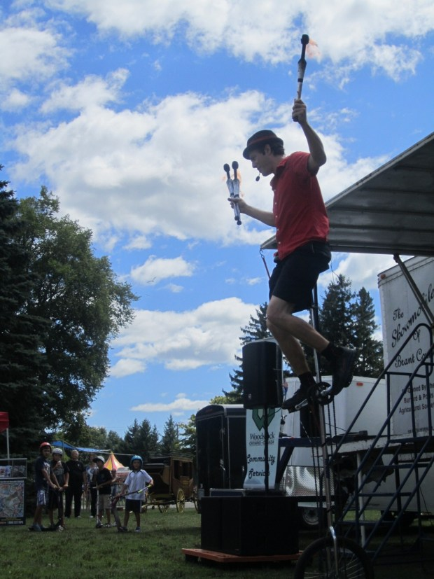 Cowapalooza, Woodstock, Ontario