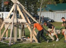 How to build a trebuchet