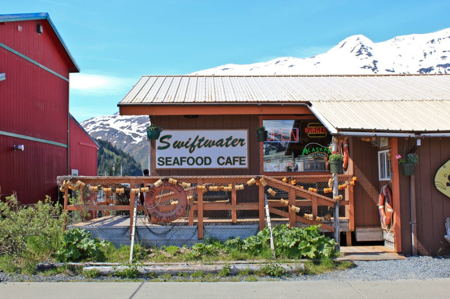 Swiftwater Seafood Cafe - Whittier, Alaska