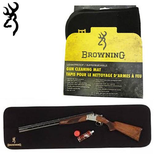 Browning Gun Cleaning Mat