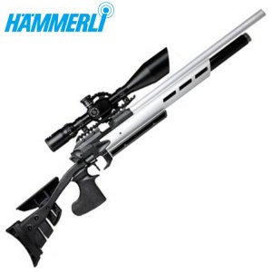 Hammerli AR20 with scope