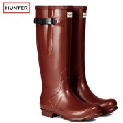 Hunter Side Adjustable Red Chestnut