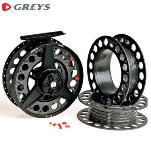 Greys GTS 500 Reel Main