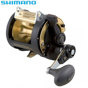 Shimano TLD 2 Speed Fishing Reel