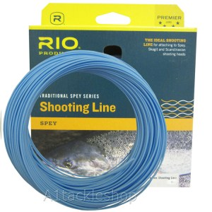 Rio Traditional Spey Shooting Line Blue