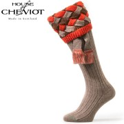 House of Cheviot Angus Sock Bison