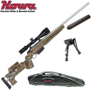 Howa GRS Stealth Combo Rifle