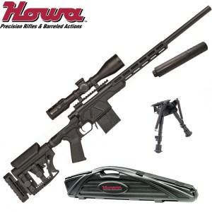 Howa HCR Combo Rifle