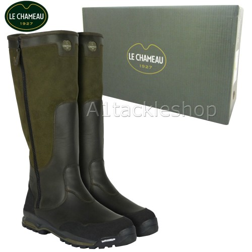 Le Chameau Condor Zip Boots