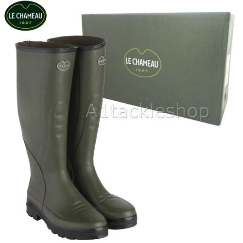 Le Chameau Traqueur Boots