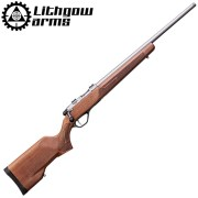 Lithgow Arms 101 Crossover Walnut Rifle