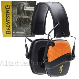 Browning 12660 Electronic Ear Protection
