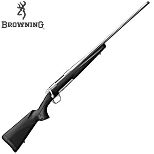 Browning X Bolt Sf Stainless Fluted Rifle