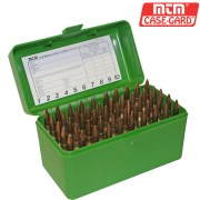MTM RM 50 Ammo Box with Ammo