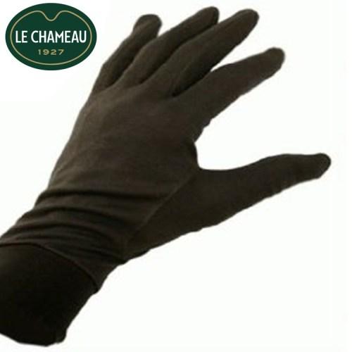 Le Chameau Silk Gloves