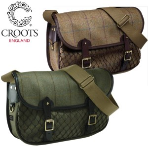 Croots Helmsley Netted Tweed Bag Collection