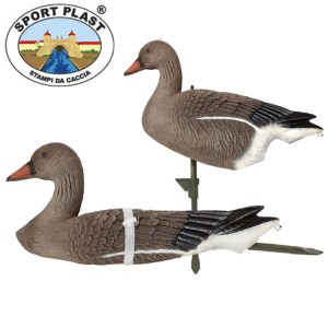 Fold up decoys