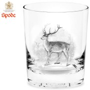 Spode Deer Glass