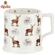Spode Glen Lodge Deer Mug