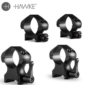 Hawke Precision Rings Collection