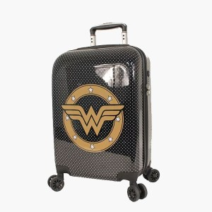 Wonder Woman Onboard Trolley Case