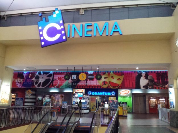 sm cinema baguio