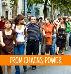 From Chains, Power