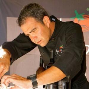 Chef Juan Eumir