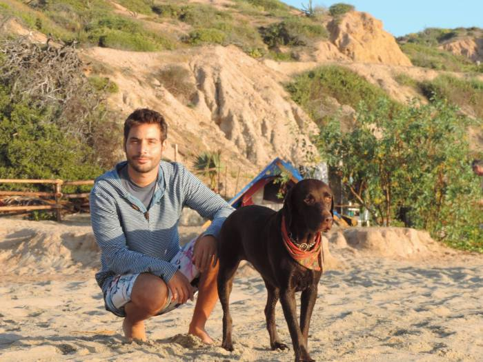 Sealtiel Alastriste, Owner of Woof Cabo
