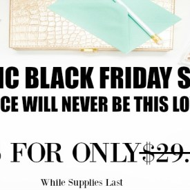 EPIC Black Friday Sale on our Crafty Subscription Box
