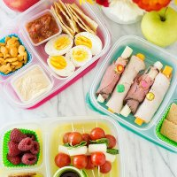 Sandwich Free Lunch Box Ideas and Other Tips